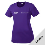 P123 - E010 - Logo 23 - LST350 -PTAC Ladies Wicking T-Shirt