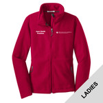 P123 - E010 - Logo 23 - L217 - PTAC Ladies Fleece Jacket