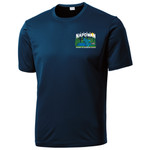 ST350 - P123-S14.12-2017 - EMB - Camp Napowan  Wicking T-Shirt