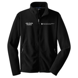 F217 - P123 - PTAC Logo - EMB - PTAC Fleece Jacket