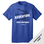 P123 - Camp Napowan - S10.5-2017 - SP - PC54 - Napowan Goose T-Shirt