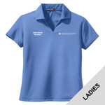 L469 - P123 - PTAC Logo - EMB - PTAC Ladies Wicking Polo