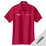 L500 - EMB - Ladies Pique Polo